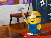 Play Minions House Makeover