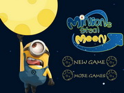 Play Minions Steal Moon
