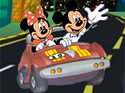 Play Minnie Drift