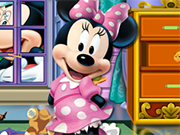 Play Minnie Mouse House Makeover