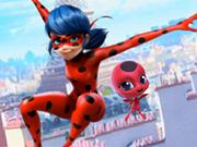 Play Miraculous Ladybug Bounce