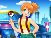 Play Misty's Pokemon Make Up