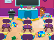 Play Modern Classroom Escape