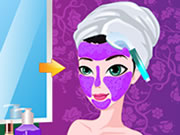 Play Mommy Facial Makeover