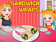 Moms Recipes Sandwich Wrap