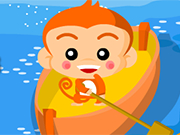 Play Monkey Boat