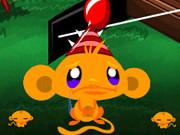 Play Monkey Go Happy Balloons