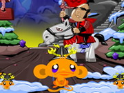 Play Monkey Go Happy Ninjas 3