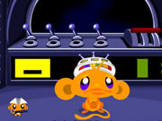 Play Monkey Go Happy Sci-fi