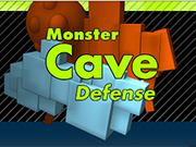 モンスター洞窟防衛