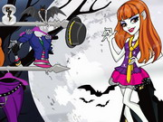 Play Monster High Boo-lu Cerone Dress Up