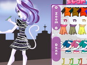 Play Monster High Catrine Scaris Style