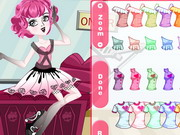 Play Monster High Cupid Dress Up