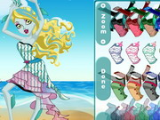 Play Monster High Lagoona Style