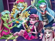Play Monster Pyjama Party
