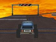 モンスタートラックの3Dリローデッド