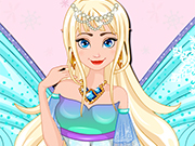 Play Mother Fairy Elsa Dress Design