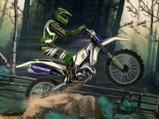 Play Motocross Forest Challenge