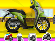 Play Motorbike Wash and Repair