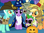 Play My Little Pony Halloween Fun