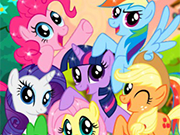 Play My Little Pony Puzzle 1