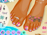 My Pretty Pedicure