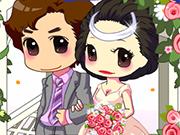 Play My Wedding Dressup