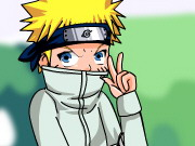 Play Naruto and Frieds Dress Up
