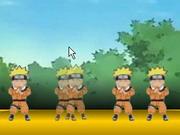 Play Naruto Kage Bunshunno Jutsu
