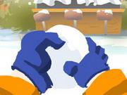 Play Naruto Snowy Battle Field