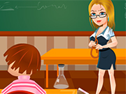 Play Naughty Classroom 2