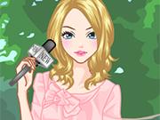 Play News Reporter Girl