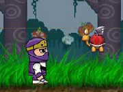 Play Ninja Ben in Mario World