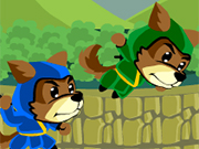 Play Ninja Dog Quest