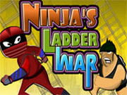 Play Ninja Ladder War