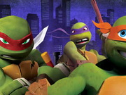 Play Ninja Turtles Differences