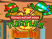 Play Ninja Turtles Pizza Wars