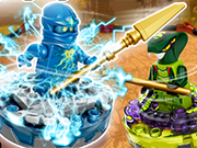 Play Ninjago Energy Spinner Battle