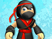 Play Ninja Gravity Adventure