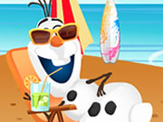 Play Olaf Summer Vacation