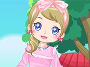 Play Pastel Spring Dressup