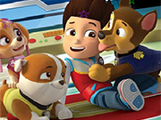 Play Paw Patrol Hidden Stars