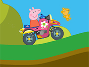 Play Peppa Pig Atv Extreme
