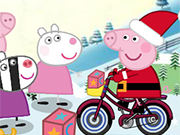 Play Peppa Pig Christmas Delivery