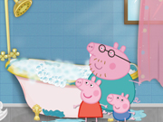 Play Peppa Pig Cleaning Day