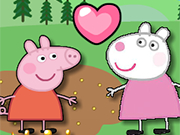 Play Peppa Pig Friend Kiss