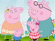 Peppa Pig Mothers Day Happy Time