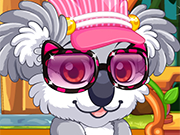 Play Pet Stars: Cuddly Koala