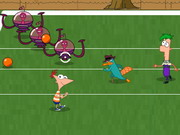 Play Phineas And Ferb Alien Ball