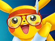 Play Pikachu Doctor And Dress Up